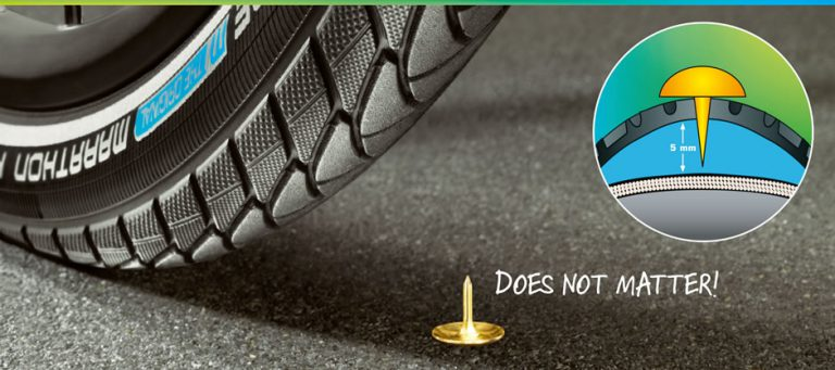 Puncture-proof tires: a good deal ?