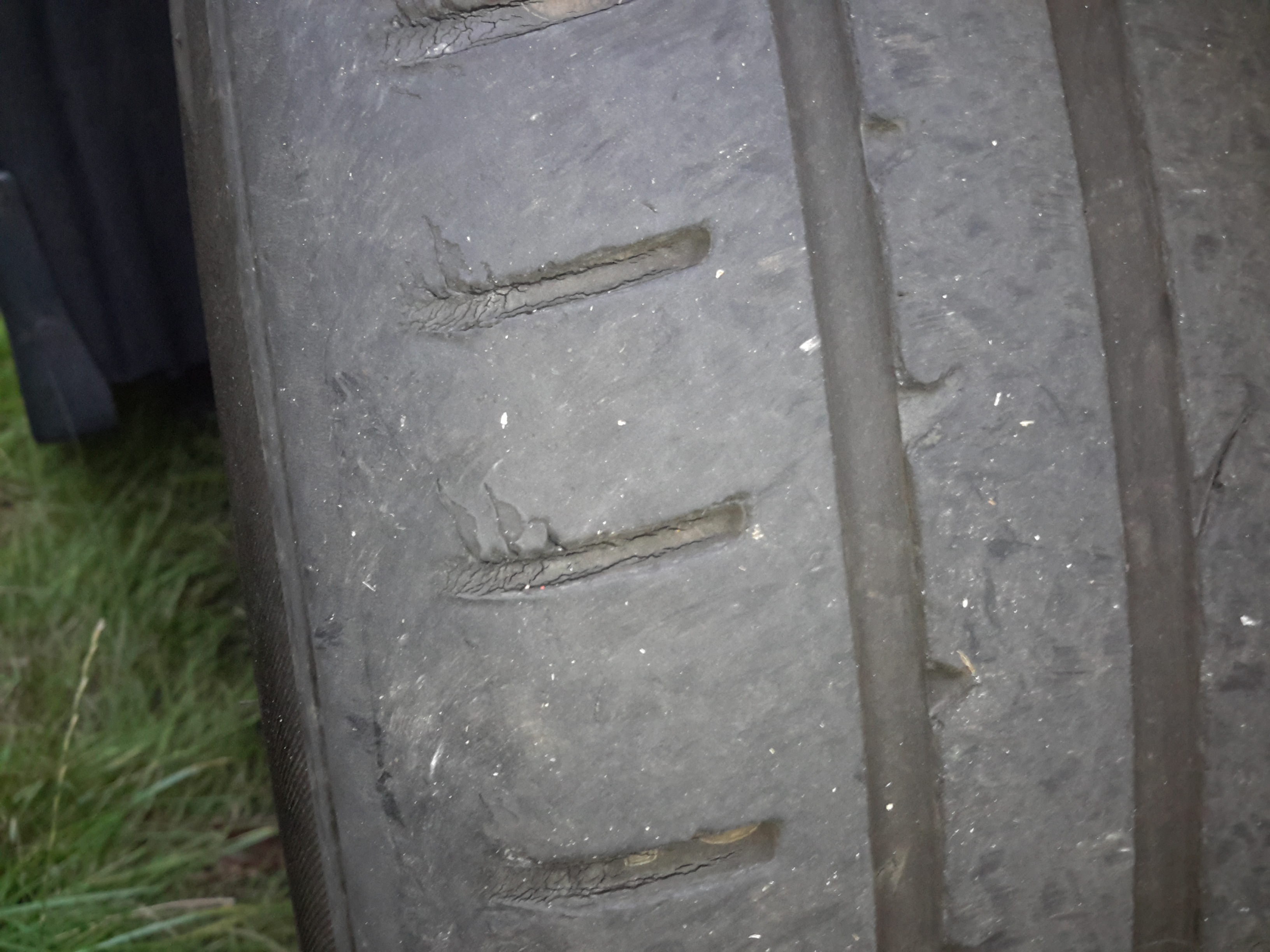 How to reduce tyre wear ?