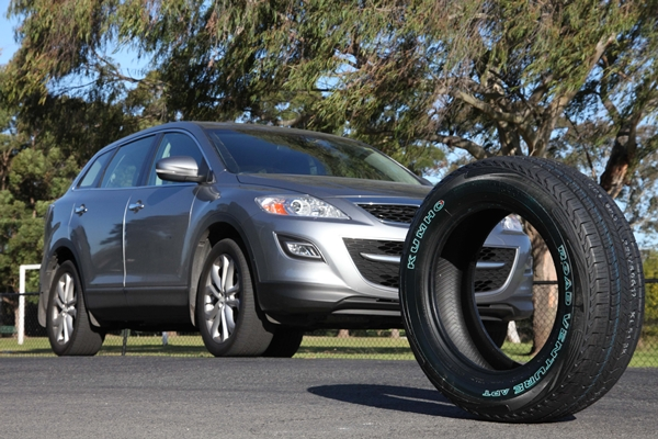 The Best Tyres for SUV and 4×4