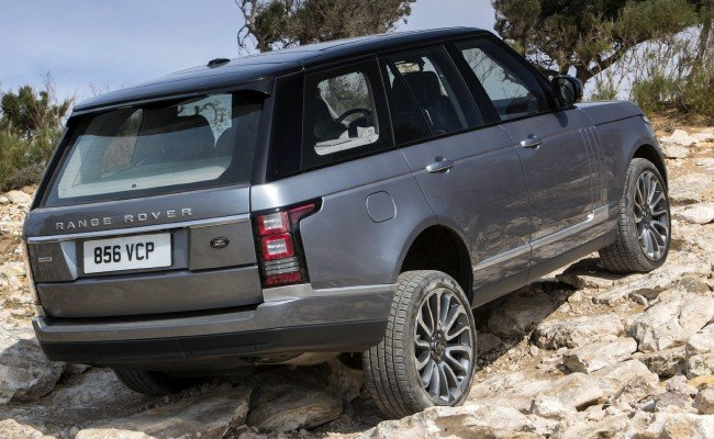 What tyres for a Range Rover ?