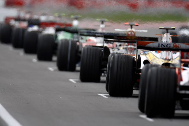 Why Formula 1 tyres are so soft?