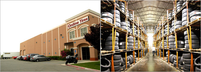 The best tyre shops online