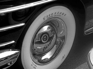 Where can you buy vintage car tyres?