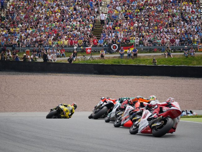 How to Bet on Motorcycle Racing?
